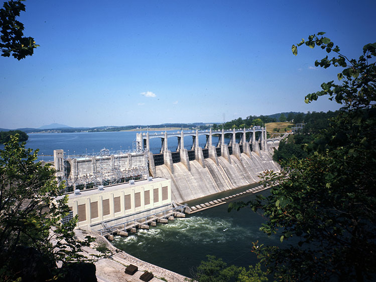 Picture of Claytor Dam